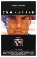 Born on the Fourth of July movie poster