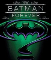 Batman Forever movie poster