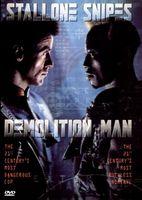 Demolition Man movie poster