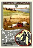 Her Grave Mistake movie poster