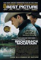 Brokeback Mountain movie poster