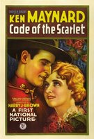 The Code of the Scarlet movie poster