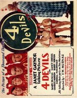 4 Devils movie poster