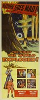 The Night the World Exploded movie poster
