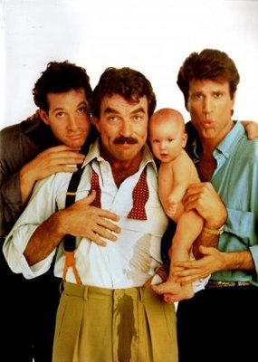 Three Men and a Baby poster #644055