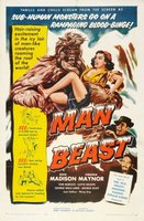 Man Beast movie poster