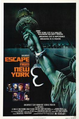 Escape From New York poster #644467