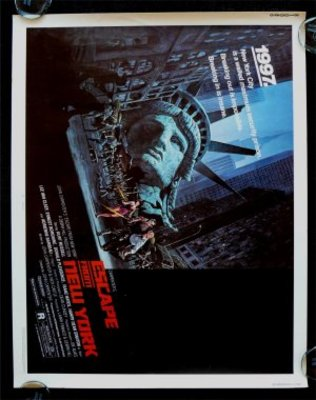 Escape From New York poster #644468