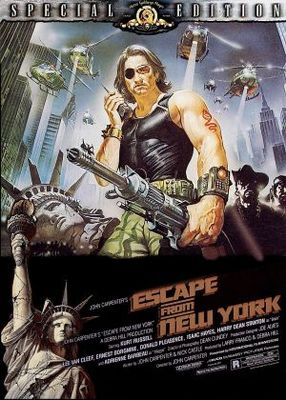 Escape From New York poster #644469
