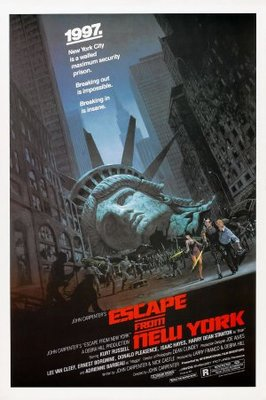 Escape From New York poster #644470