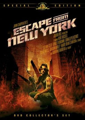 Escape From New York poster #644473