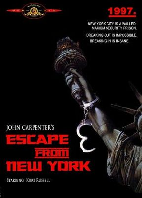 Escape From New York poster #644474