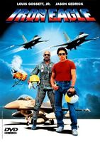 Iron Eagle movie poster