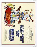 The Bingo Long Traveling All-Stars & Motor Kings movie poster