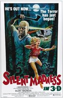 Silent Madness movie poster