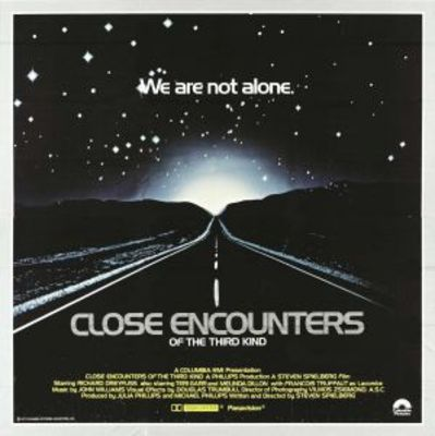 Close Encounters of the Third Kind poster #646199