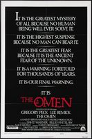 The Omen #646662 movie poster