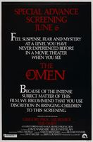 The Omen #646672 movie poster