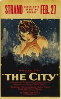 The City movie poster