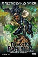 Black Panther movie poster