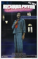 Richard Pryor ...Here and Now movie poster