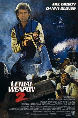 Lethal Weapon 2 poster #647599