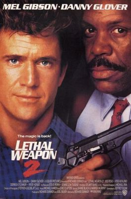 Lethal Weapon 2 poster #647600