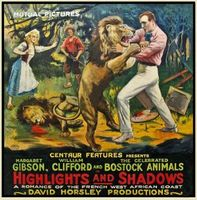 Highlights and Shadows movie poster