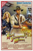 King Solomon's Mines movie poster