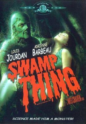 Swamp Thing poster #648848