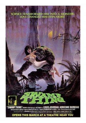 Swamp Thing poster #648850
