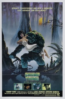 Swamp Thing poster #648852