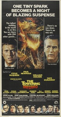 The Towering Inferno poster #649081