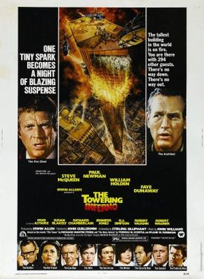 The Towering Inferno poster #649083