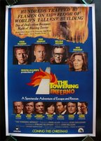 The Towering Inferno #649085 movie poster