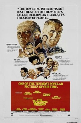 The Towering Inferno poster #649088
