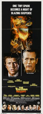 The Towering Inferno poster #649091