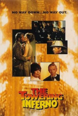 The Towering Inferno poster #649092