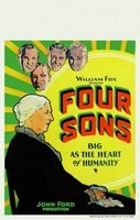 Four Sons movie poster