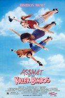 Assault of the Killer Bimbos movie poster