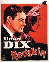 Redskin movie poster