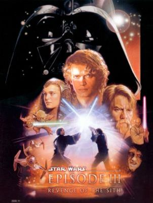 Star Wars Episode Iii Revenge Of The Sith Poster 650145