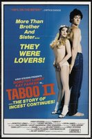 Taboo II movie poster