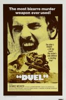 Duel movie poster