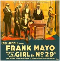 The Girl in Number 29 movie poster
