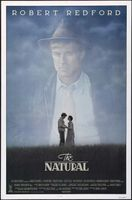 The Natural movie poster