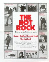 The Hot Rock movie poster