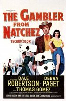 The Gambler from Natchez movie poster