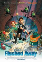Flushed Away #652128 movie poster