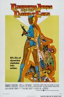 Cleopatra Jones and the Casino of Gold movie poster